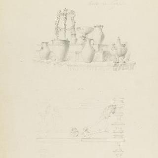 나폴리 박물관의 공예품들