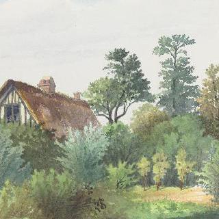 부아 기욤의 농가 (루앙 근처)