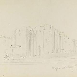 마글론 교회의 유적 (에로)