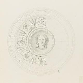 그리스 장식메달
