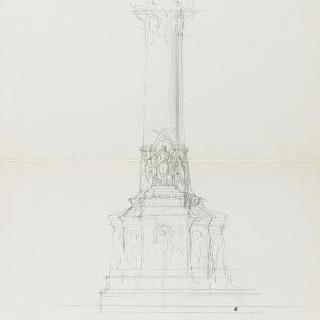 기념비적인 기둥