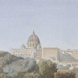 바티칸, 생 피에르의 돔