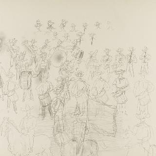 오케스트라와 기병들