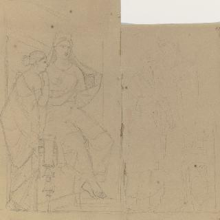 국립 박물관 (나폴리) : 이피게니아의 화장