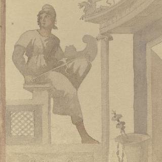 국립 박물관 (나폴리) : 앉아 있는 여인