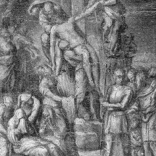 십자가에서 내려진 그리스도