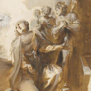 무덤의 마리아 막달레나