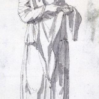 여인의 동상