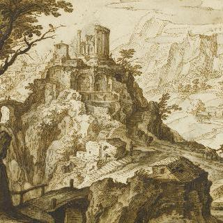시빌리아의 사원, 티볼리