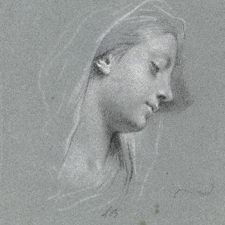 여인의 얼굴