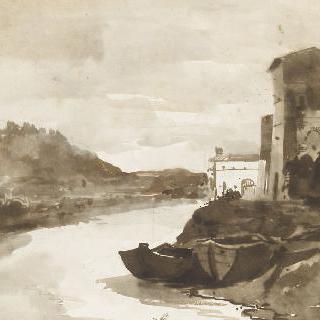 티브르 강가