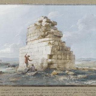 아고스타와 시라쿠세 사이에 위치한 승리의 기념비의 폐허