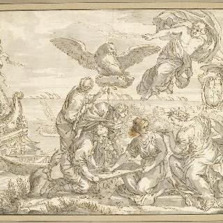 파르테니아 아카데미의 알레고리