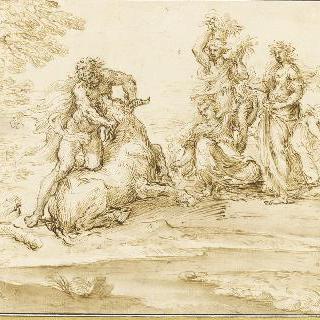 아켈로우스와 헤라클레스의 싸움