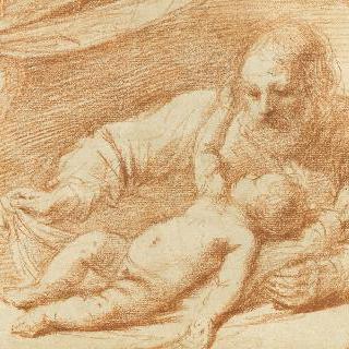 성 요셉과 아기 예수