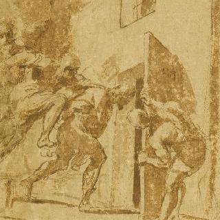 감옥에 갇힌 성 로슈