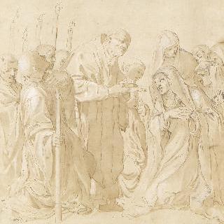 여성 성직자의 최후의 성찬식