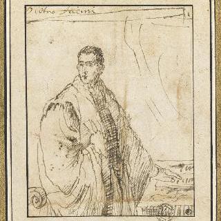 치마를 입은 남자의 초상