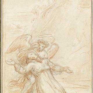 성 프랑수아 다시즈의 죽음