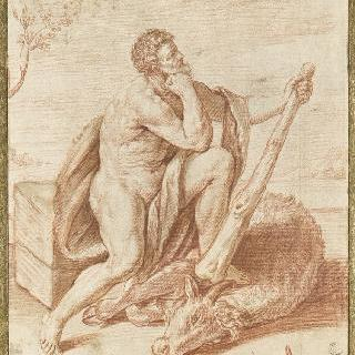 아켈로스의 정복자 헤라클레스