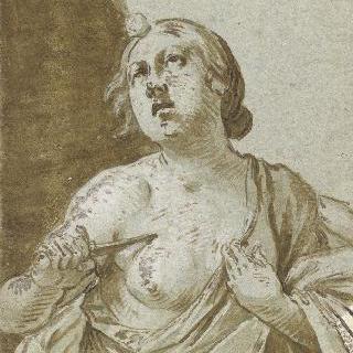 죽음을 맞은 루크레티우스