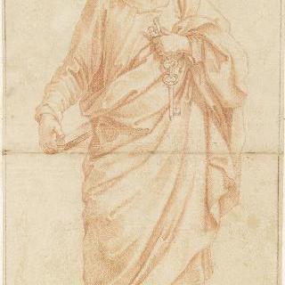 서 있는 성 피에르