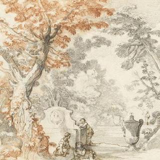 프라스카티의 정원
