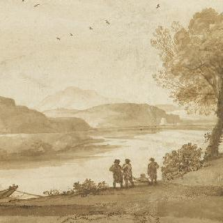 티브르의 전경