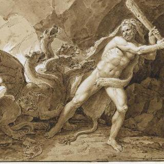 히드라를 죽인 헤라클레스