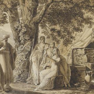 아브라함과 세 천사