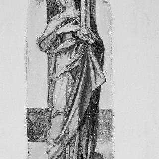 유스티니아누스와 제자