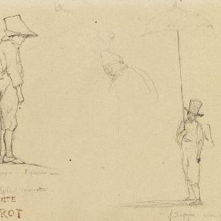 살바토레 마리오티와 필리포, 플뢰리와 코로의 노예