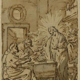 예수 그리스도와 엠마우스의 제자들