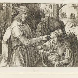 막달레나 앞에 나타난 그리스도 ; 첫 번째 판