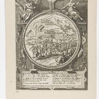 요새를 파괴하는 사람들, 1577년 8월 23일