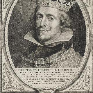 에스파냐의 왕 펠리페 4세