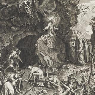 그리스도의 부활 (브뤼헐 모사작)