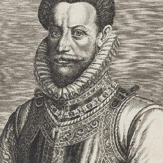 알렉상드르 파르네즈, 네덜란드 지도자