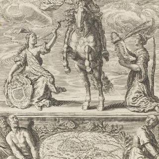 루이 13세의 기마상 (또는 가스통 도를레앙)