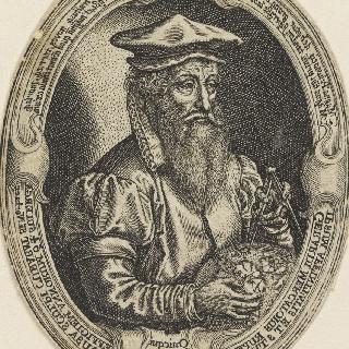 제라르 메르카토르, 유명 지질학자