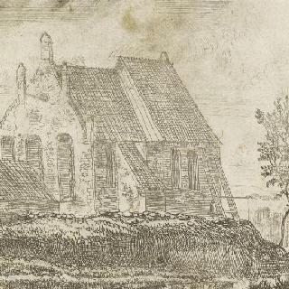 교회가 있는 풍경