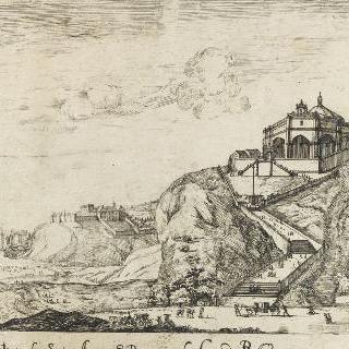 벨렘에서 바라본 산토 아마로의 전경
