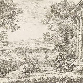 메르쿠리우스와 아르고스