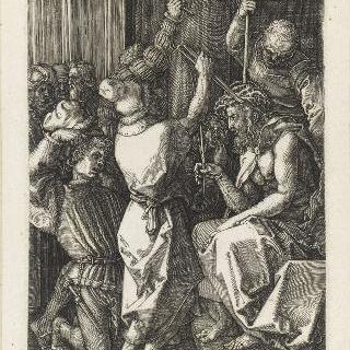 가시면류관을 쓴 예수