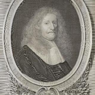 기욤 드 브리사시에의 초상