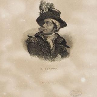 프랑수아 아타나즈 드 샤레트 드라 콩트리 (1763-1796)