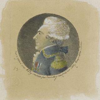 J.J. 드 라펠리, 브로브 백작