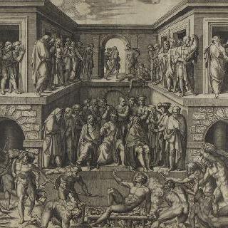성 로랑의 순교