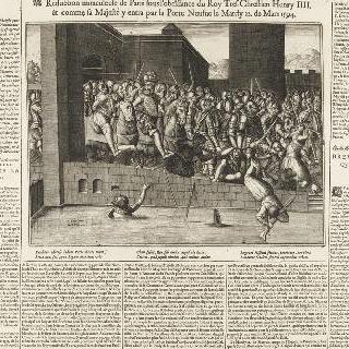 파리에 입성한 왕, 1594년 3월 22일