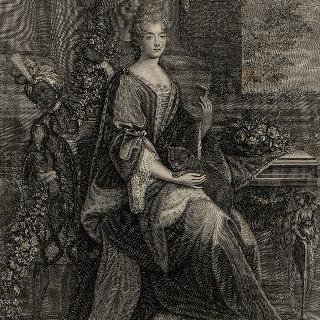 폴 드 공디, 레스디기에르의 재산을 상속한 공작 부인, 그리고 그녀의 고양이 메닌